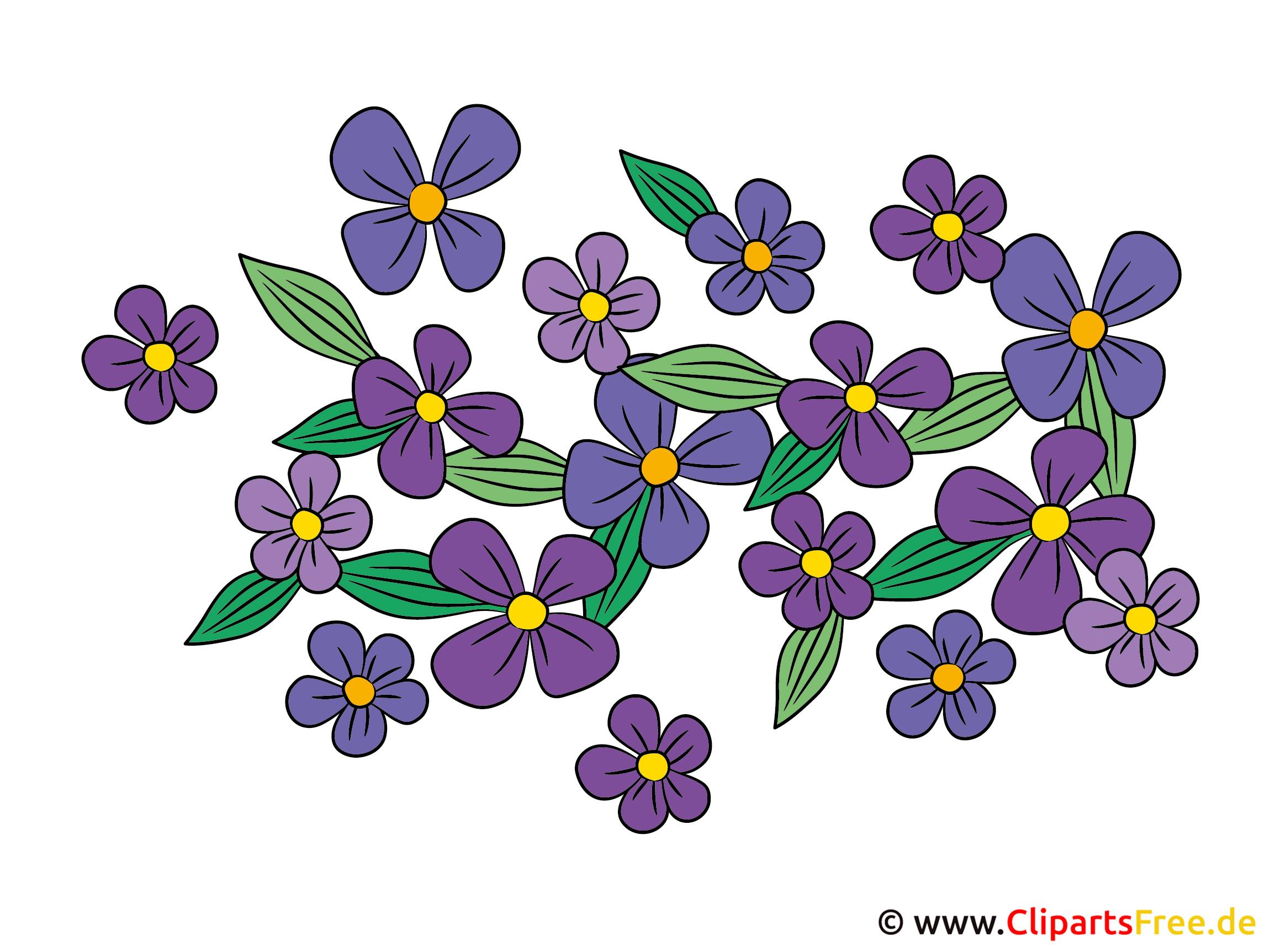 Wütende Clipart Von Blumen » ibus.aerosi.space.