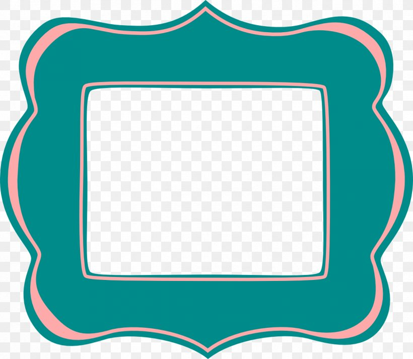 Borders And Frames Picture Frame Digital Scrapbooking Clip.
