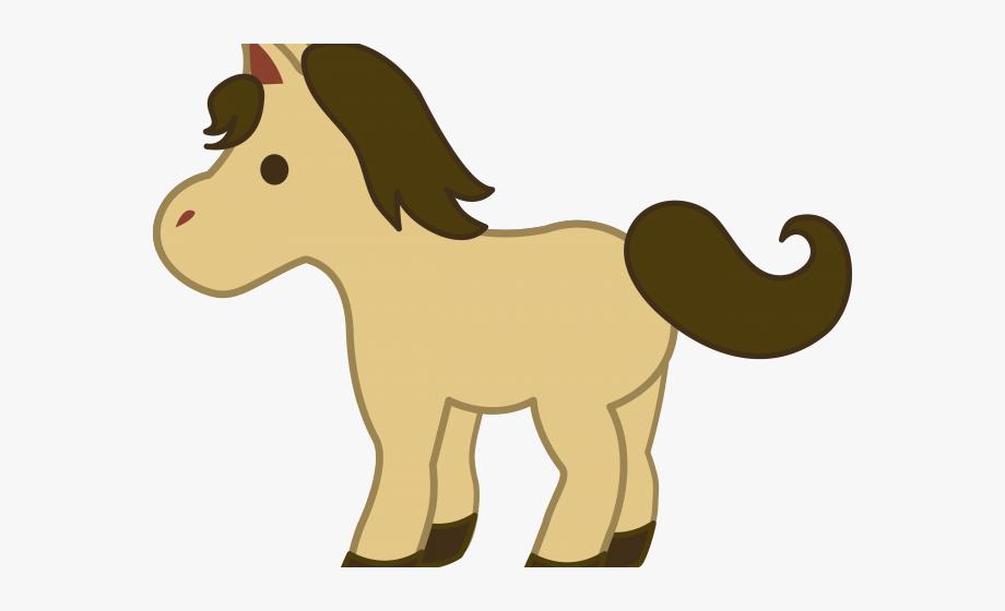 Horse Clipart Simple.