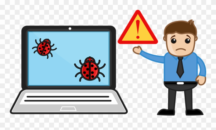Cliparts Computer Viruses.