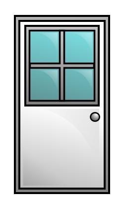 Free Back Door Cliparts, Download Free Clip Art, Free Clip.
