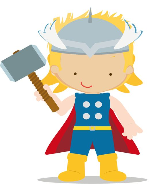 Thor Clipart Png.