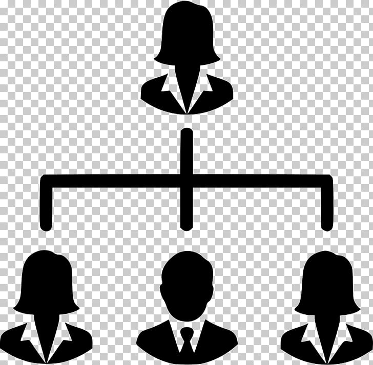 Hierarchical organization Computer Icons Management.