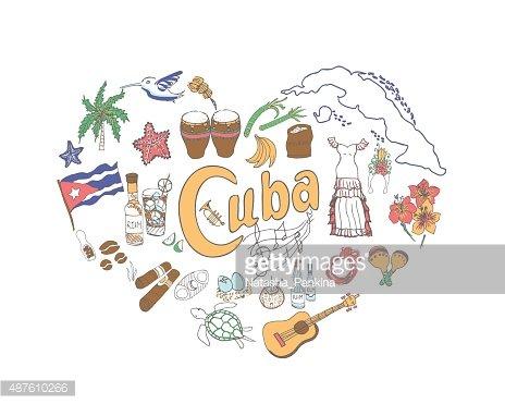Cuba Clipart Image.