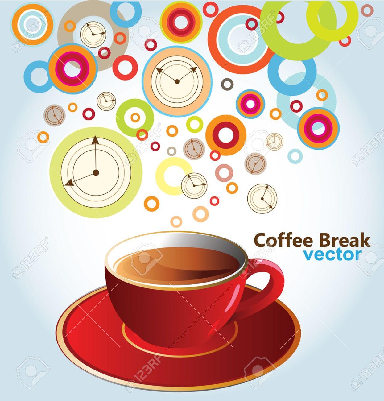 pause café clip art - photo #11
