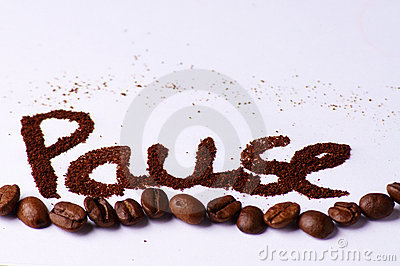 Images Clipart Pause Cafe.