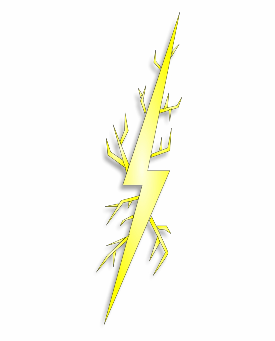Yellow Cliparts Zone Lightning Electricity Bolt Logo.