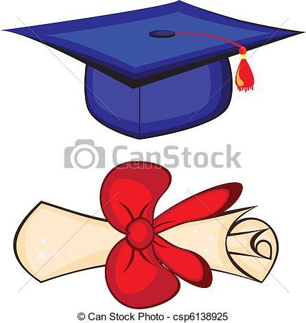 Cliparty Wektorowe korona, dyplom, skala.