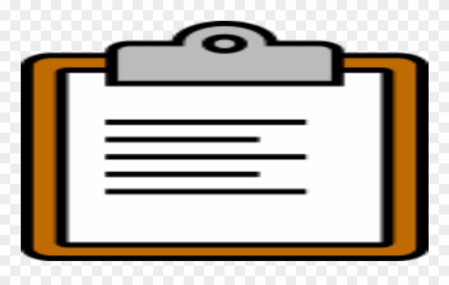 Clipboard Clipart Clip Board.
