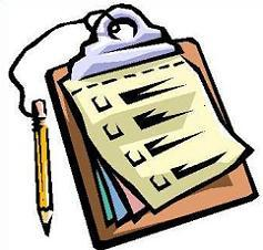 Free Clipboard Clipart.