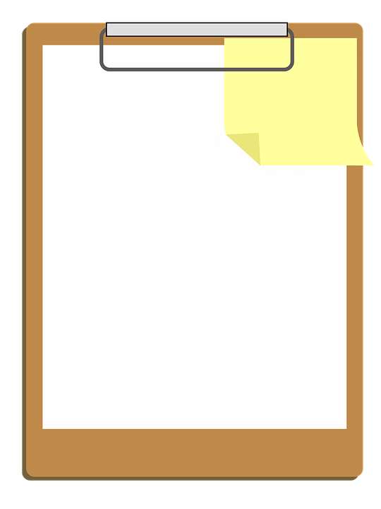 Clipart Clipboard Design.