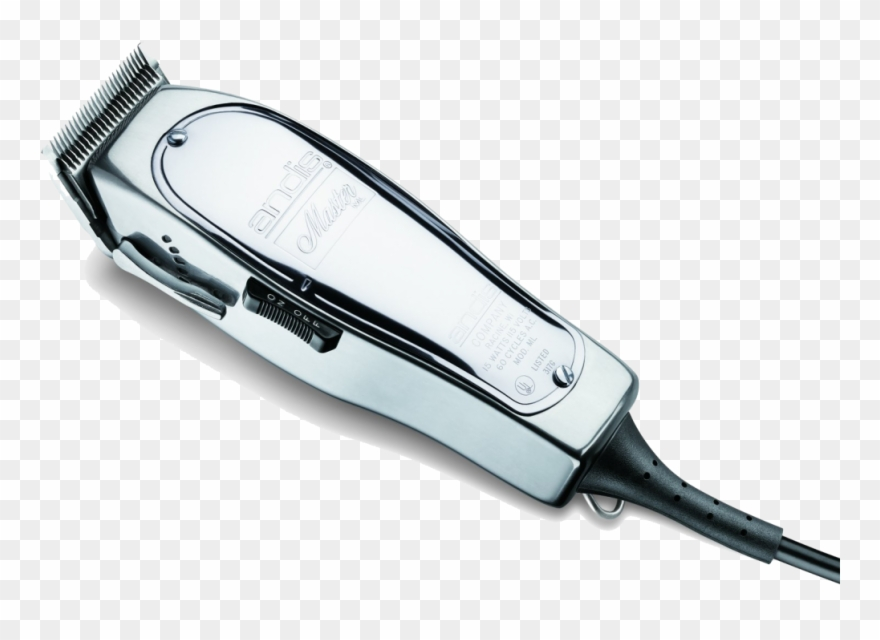 Hair Clippers Transparent Image.