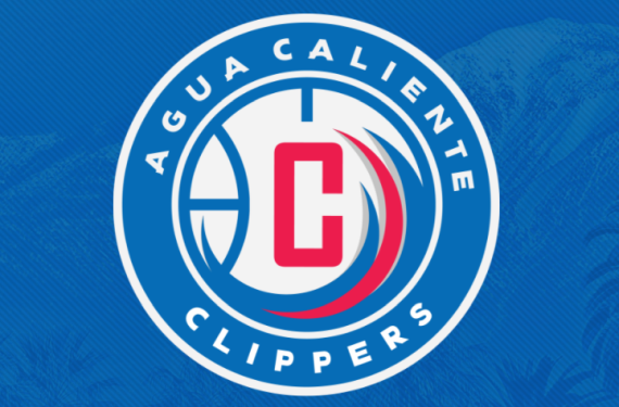 Agua Caliente Clippers of Ontario unveil logo set.