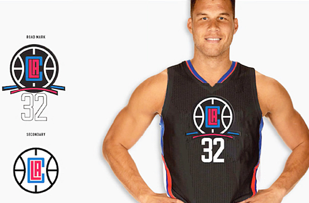 Are this really the new Los Angeles Clippers logo? (Photo).