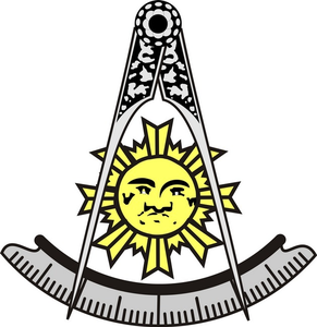 Masonic Shrine Clipart.