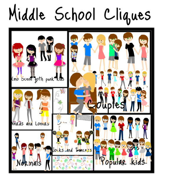 What Is Your High School Clique?