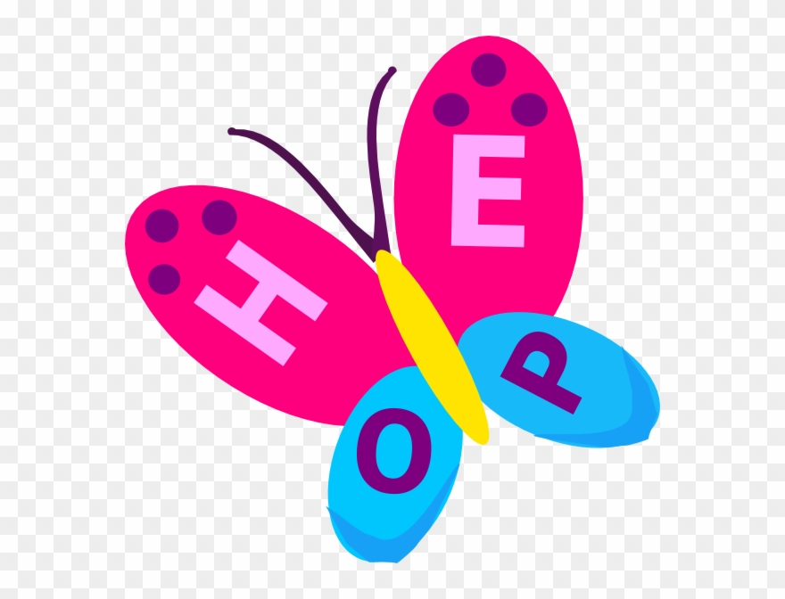 Fantastic Hope Clipart Butterfly Clip Art At Clker.
