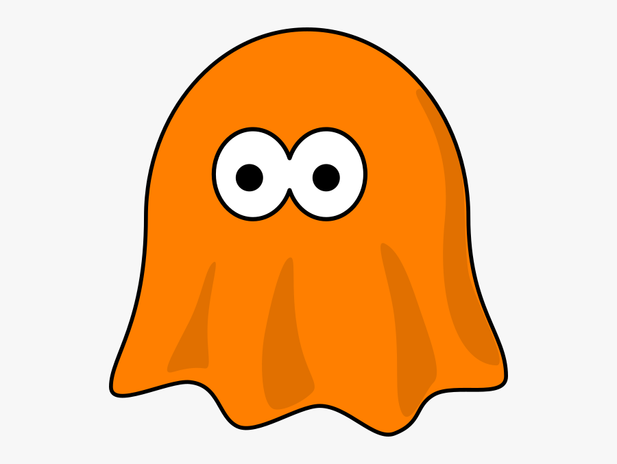 Pacman Ghost Clipart Clker , Free Transparent Clipart.