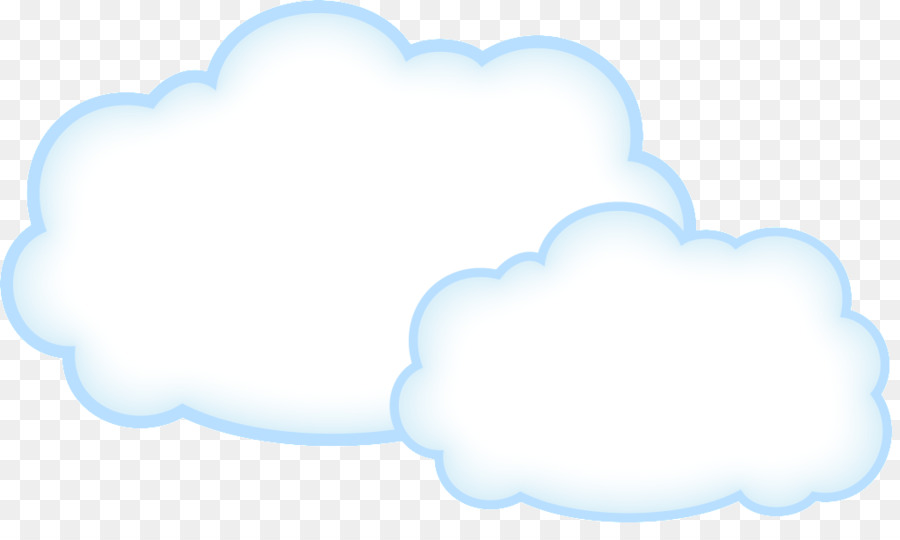 Cloud Drawing clipart.