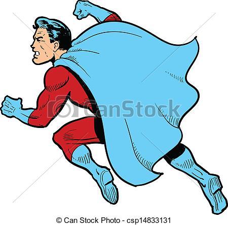 Superman Cape Clipart.