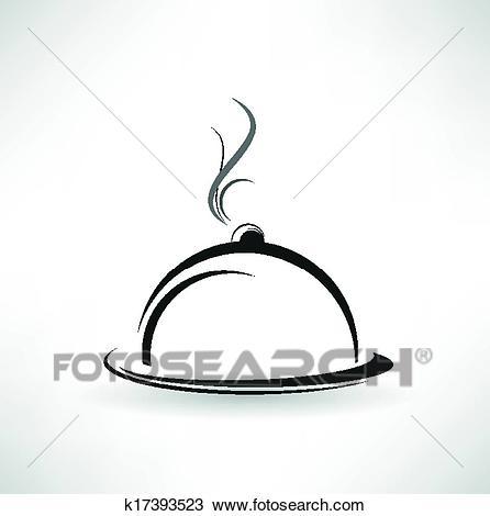Cloche icon Clipart.