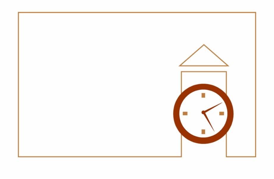 Free Stock Photos Clock Border Clip Art.