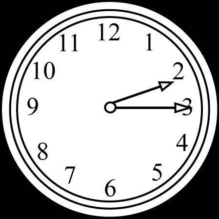 clock clipart images #16