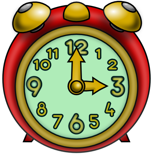 Clock clipart - Clipground