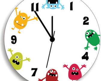 Clock Clipart Cute.
