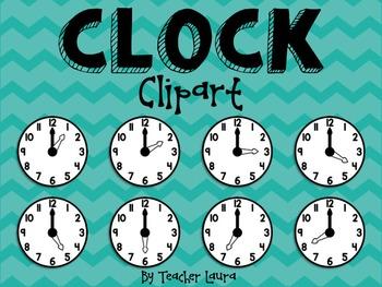 Clock Clipart.