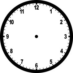 Analog Clock Without Hands Group with 58+ items.