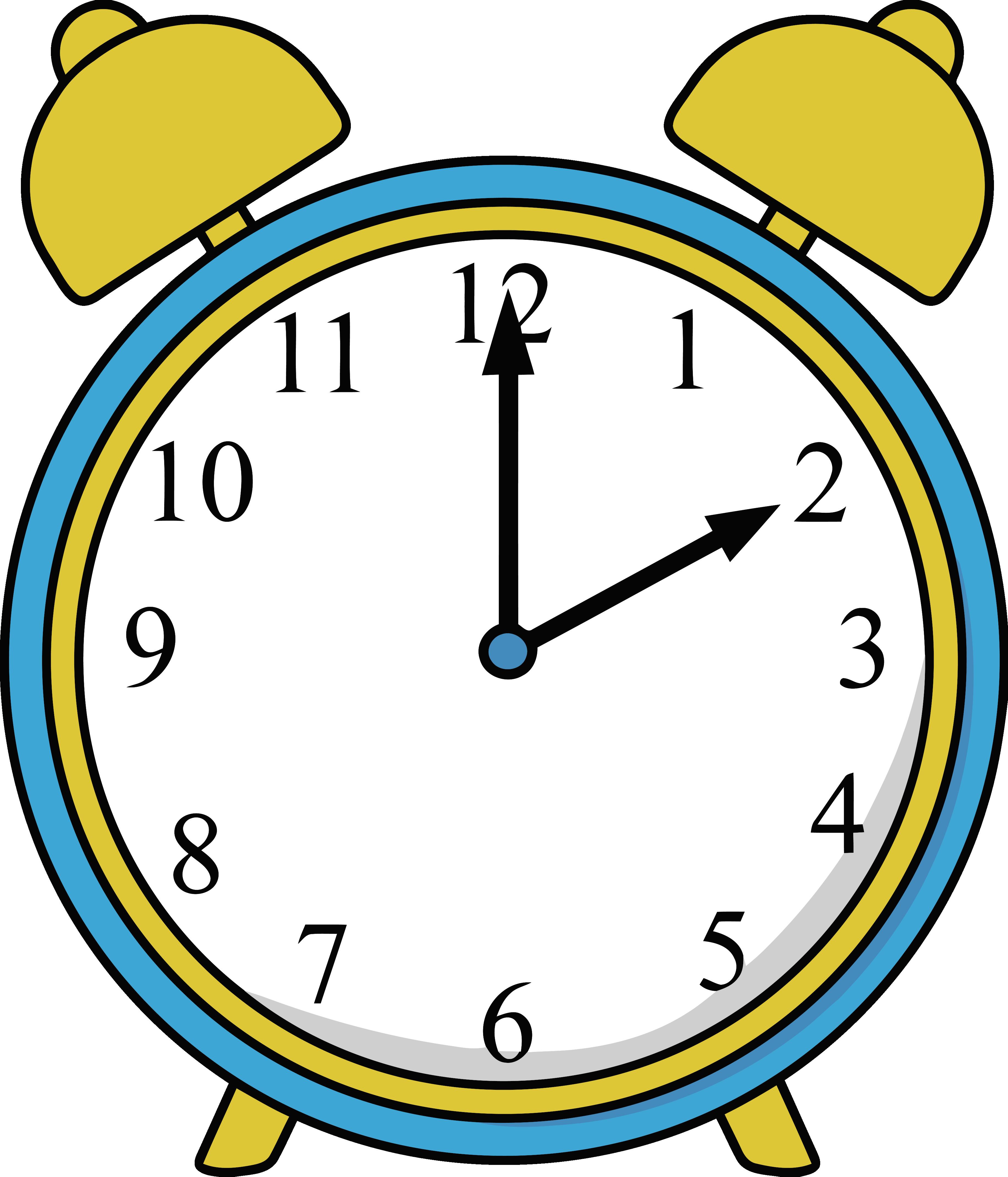 Clock Clip Art Alarm Clock Clipart Png.