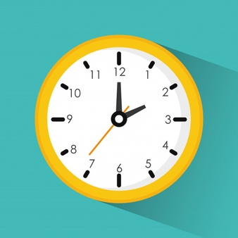 Clock Vectors, Photos and PSD files.