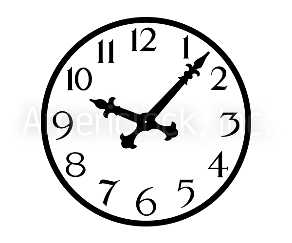 Design Your Own Custom Clock Dial Online.