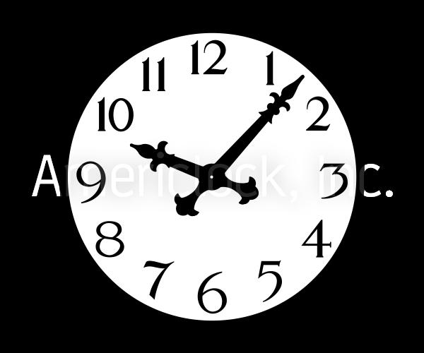 Design Your Own Custom Clock Dial Online.