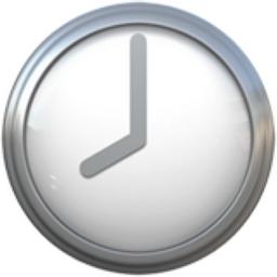 Eight O'clock Emoji (U+1F557).