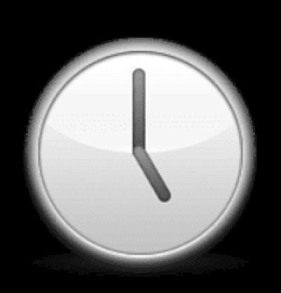 Clock PNG.
