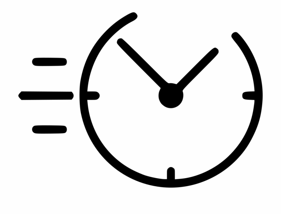 Svg Png Icon Free Fast Clock Icon Png.