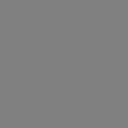 Gray clock 3 icon.