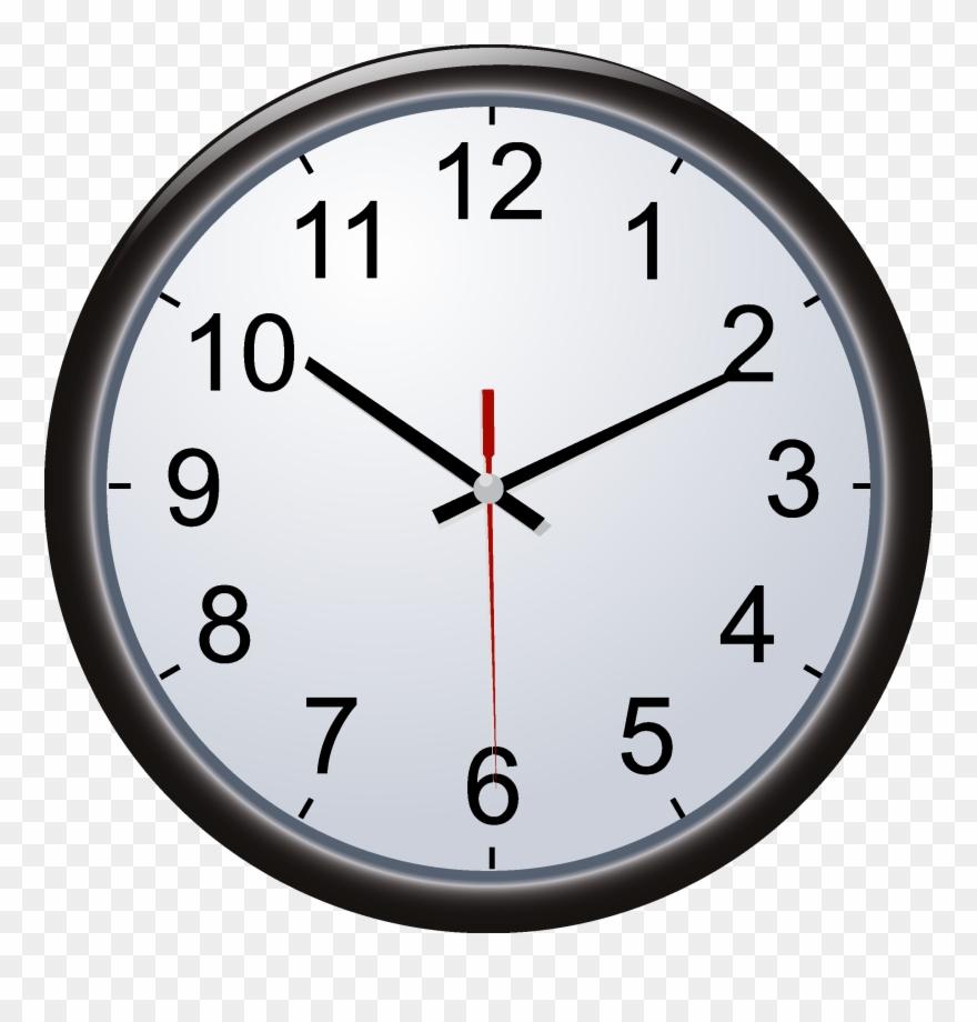 Big Ben Clock Face Digital Clock Clip Art.