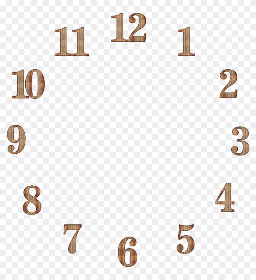 Clock Texture,numbers,circle,.
