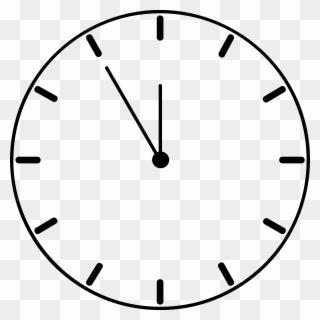 Clock Is Running Clock Turn Timer Spinning Spin Loop.