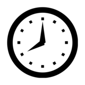 Free download of Animated GIF Clock vector graphics and illustrations.