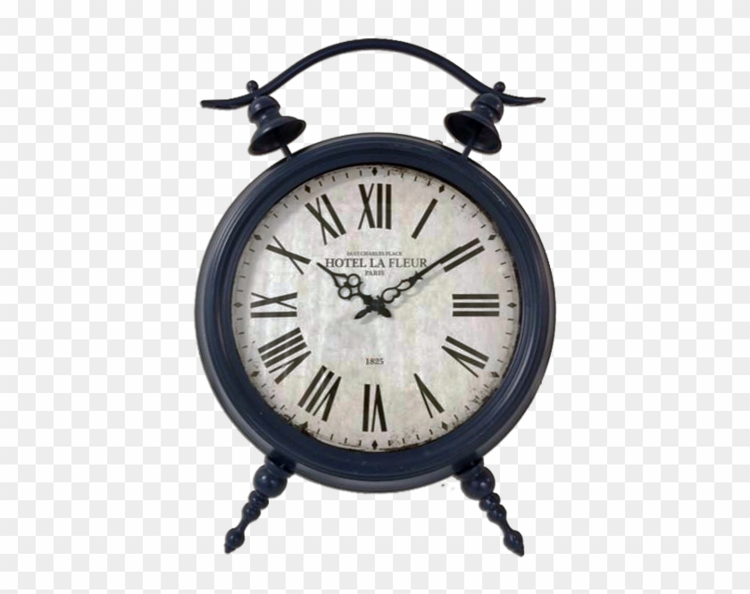 Vintage Wall Clock, HD Png Download (#6555787), Free Download on Pngix.