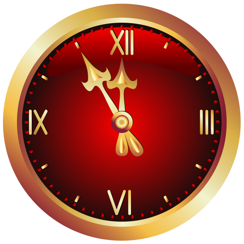 Download Free png Clock PNG Transparent Picture.