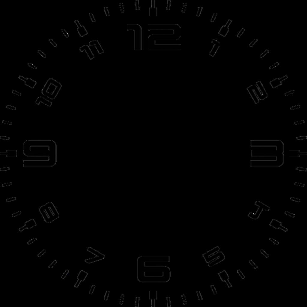 Clock PNG Transparent Images 18.