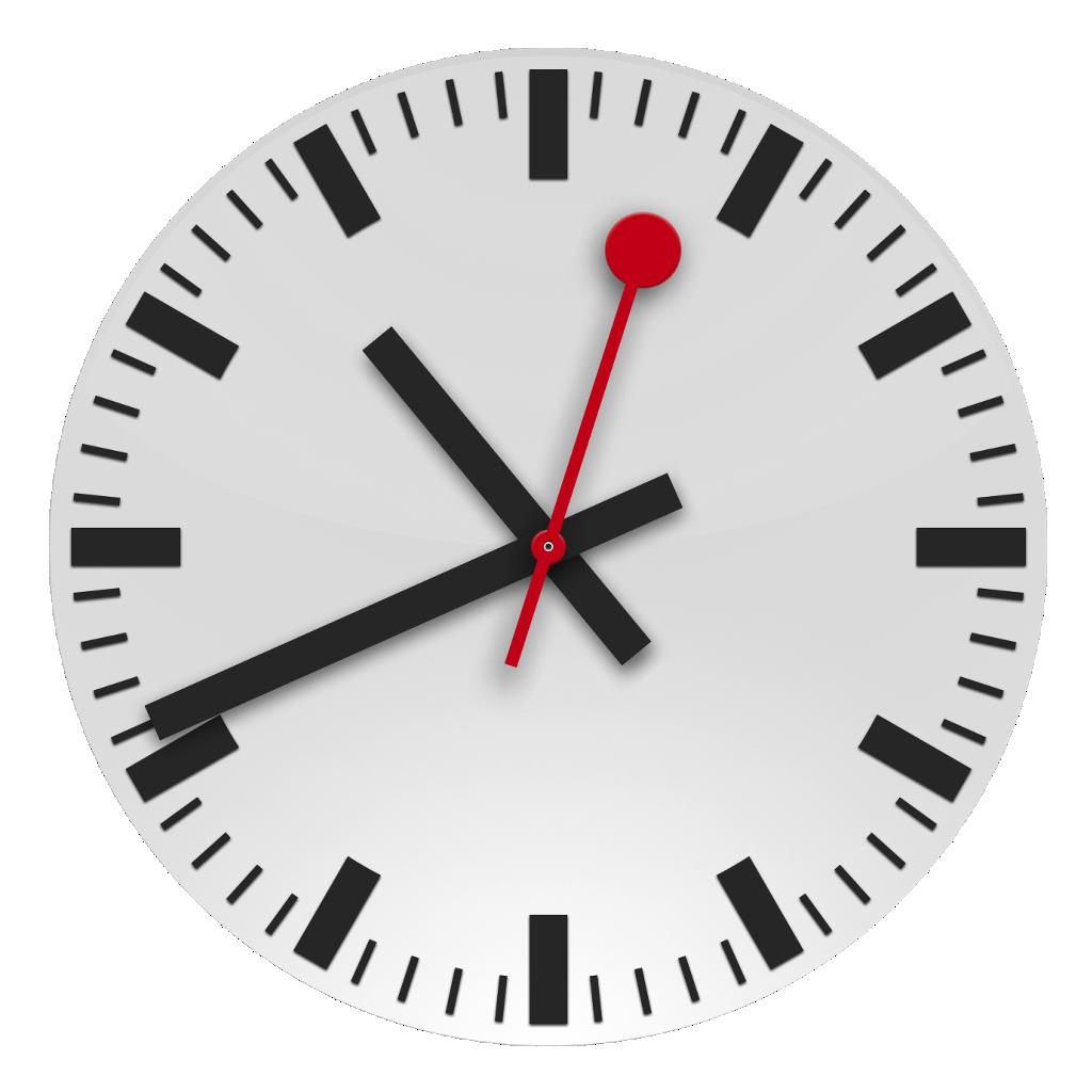 Pic Clock PNG.