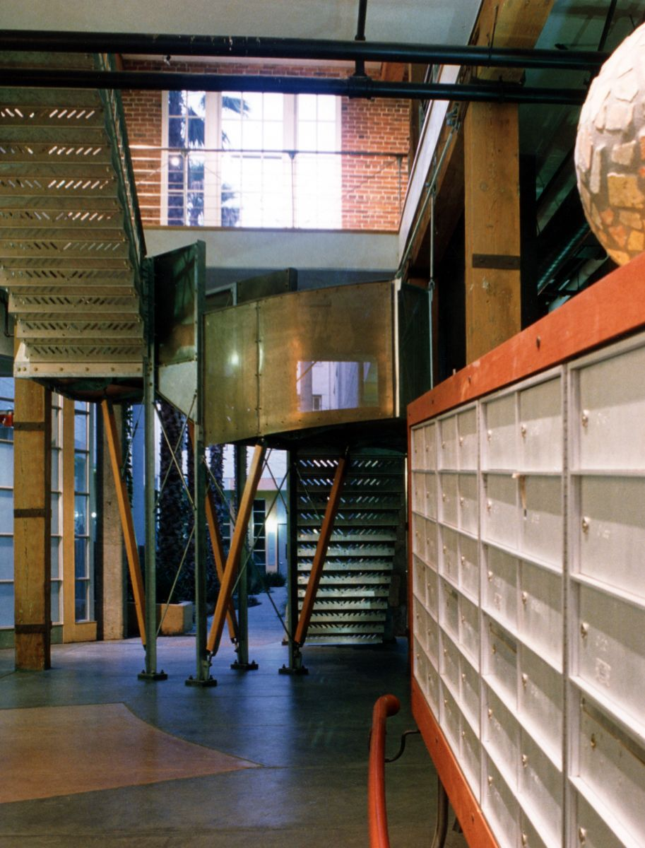 David Baker Architects: Clock Tower Lofts.