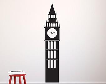 Peter pan clock.