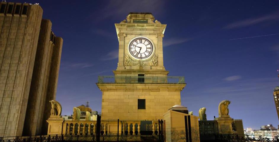 Clocktower.